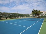 Duneridge Resort Tennis
