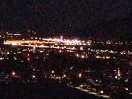 Valley night view, Morongo Casino