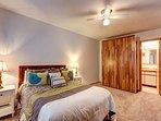 Woodbridge Inn Condo Bedroom 2 Frisco Lodging Vacation Rental