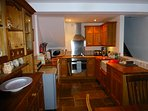 Wagtails Cottage - kitchen, fully equipped