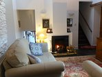 Wagtails Cottage - lounge