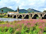 Ponte de Lima, oldest town of Portugal - 15min driving