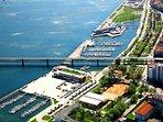 Viana do Castelo, sea and river city - 35min driving
