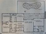 Floor map.