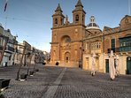 Scenes of the picturesque village of Marsaxlokk