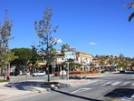 Centre of La Cala