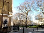 Nearby Fitzroy Square