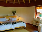 Room type 'double suite'