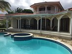 Welcome to Our Home in the Dominican