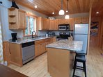 Fully Appointed Kitchen with Updated Appliances