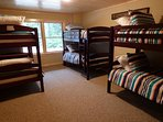 Lower Level Bunk Room, Perfect for the Kids