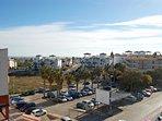 Views across Villamartin to the sea