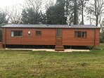 Redwood Lodge. Double glazed and central heating. Enjoy an all year round holiday experience.