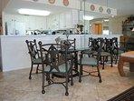 Dining Area Islander Beach Condo Rentals, Okaloosa Island