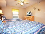 Guest Bedroom  - Gulf Dunes 408 Fort Walton Beach Okaloosa Island Vacation Rentals