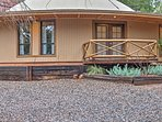 This delightful Sedona rental house will not disappoint!