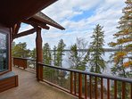 Located on the shores of magnificent Lac Taureau