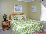 Top Floor Oceanfront Bedroom with King Bed