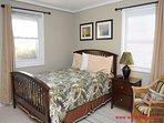 Ground Floor Oceanfront Bedroom with Queen Bed