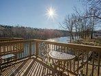 Lake View Deck