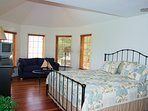 BR 4 - King Suite with Queen Sofa Bed - 2nd Floor