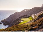 Play Golf on the Pacific Cliffs