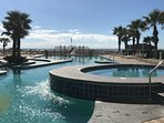 LARGEST OCEAN-SIDE POOL IN GULF SHORES
