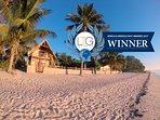 Winner Luxury Travel Guide Award 2017