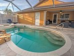Explore all that Naples has to offer from this fabulous 3-bedroom, 2-bathroom vacation rental house! When you're not...