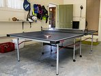 Have a friendly competition of Ping Pong.