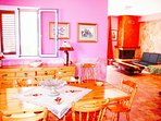Bright Dining-room