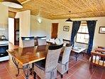Grysbok Selfcatering Cottage - Dining room, Lounge