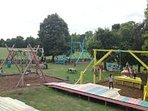 Marble Hill Playcentres in Marble Hill Park