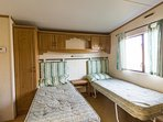 Spacious twin room in Hunstanton book with us today.