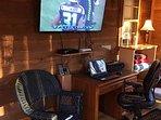 TV Room/Business Center