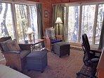 Sunroom/TV Room