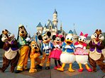 Visit the famous Disneyland! Our driver can get you there