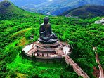 Visit the Tian Tan buddha temple