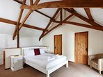 Cedar cottage bedroom