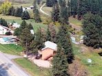 Black Hills Cabins & Motel at Quail's Crossing - Hill City, SD