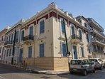 The Kastela Landmark 1917 Neoclassical Townhouse