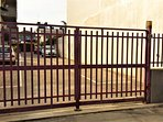 AUTOMATIC SAFE GATE ENTRANCE