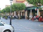 Local town of La Cala