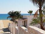 Villetta DEMETRA Accesso diretto alla nostra spiaggia privata