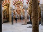 Mosque in Cordoba (2 hour drive)