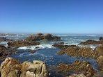 Spectacular ocean views!
