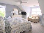 2nd Floor Master Bedroom with King and Sleeper Twin