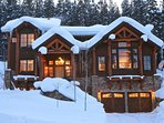 A warm welcome awaits below the slopes.