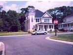 Front of Home Seen from street, Ocean City, MD