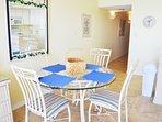 Dining Area Gulf Dunes 214 Fort Walton Beach Okaloosa Island Vacation Rentals